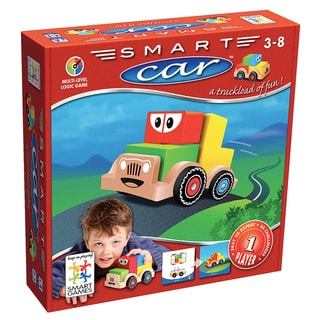 SmartGames SmartCar Board Game