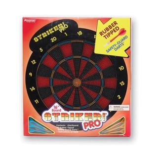 Pressman Toys 16-inch Striker Pro Dart Board