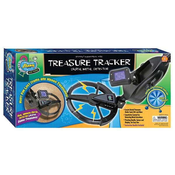 Poof-Slinky Treasure Tracker Game