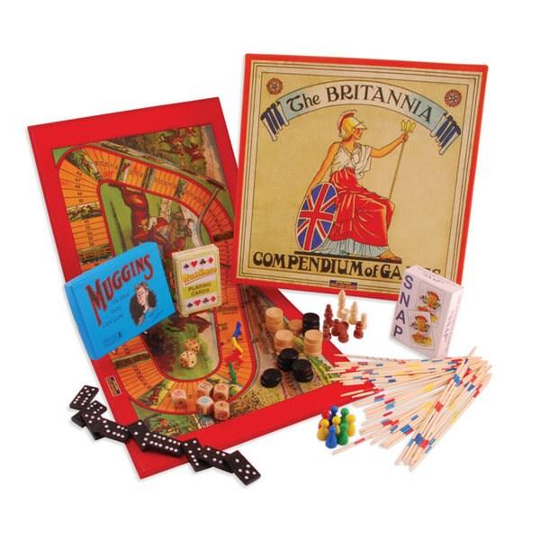 Perisphere and Trylon The Britannia Compendium of Games