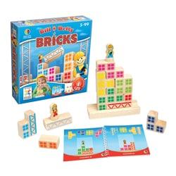 SmartGames Bill & Betty Bricks Game