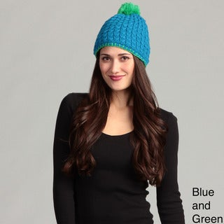 Minus33 Unisex 'POM' Expedition Weight Merino Wool Beanie Hat