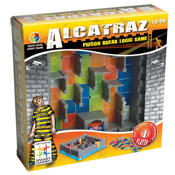SmartGames Alcatraz Game