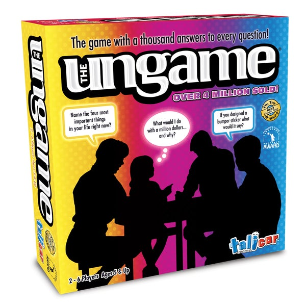 products ungame board game