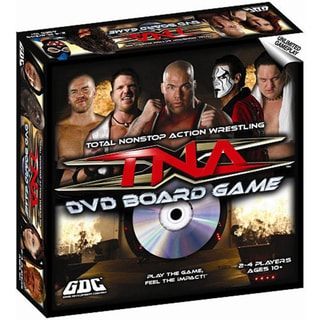 Total Non-stop Action Wrestling DVD Game