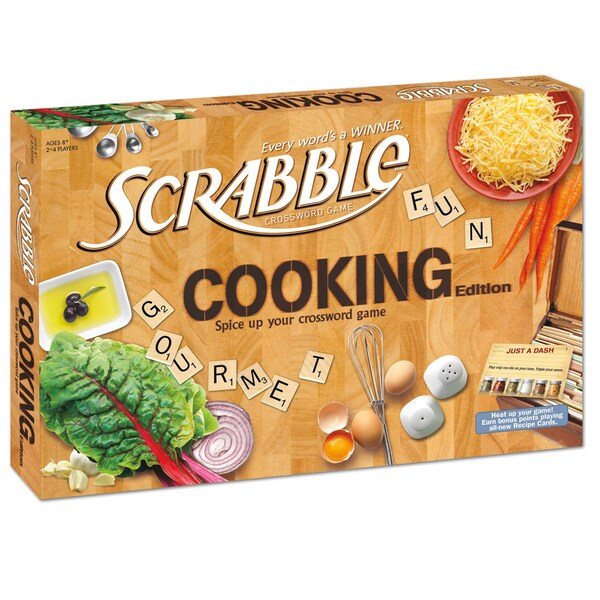 Scrabble Cooking Edition
