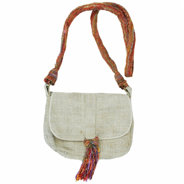 Chic Hemp Purse (Nepal)