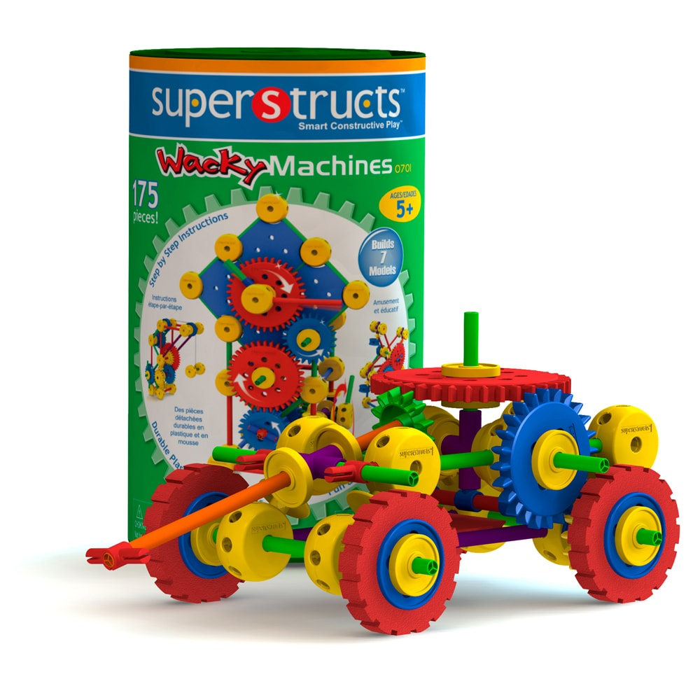 Superstructs Wacky Machines