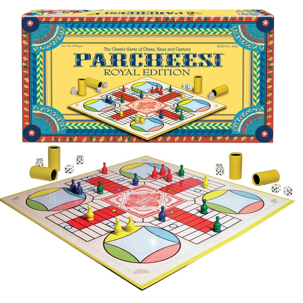 Parcheesi Royal Edition 9817881