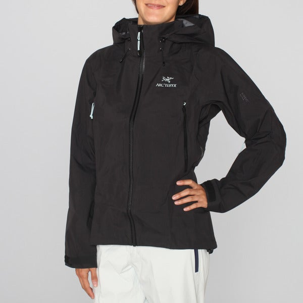 Arc'teryx Women's 'Beta AR' Black Ski Jacket