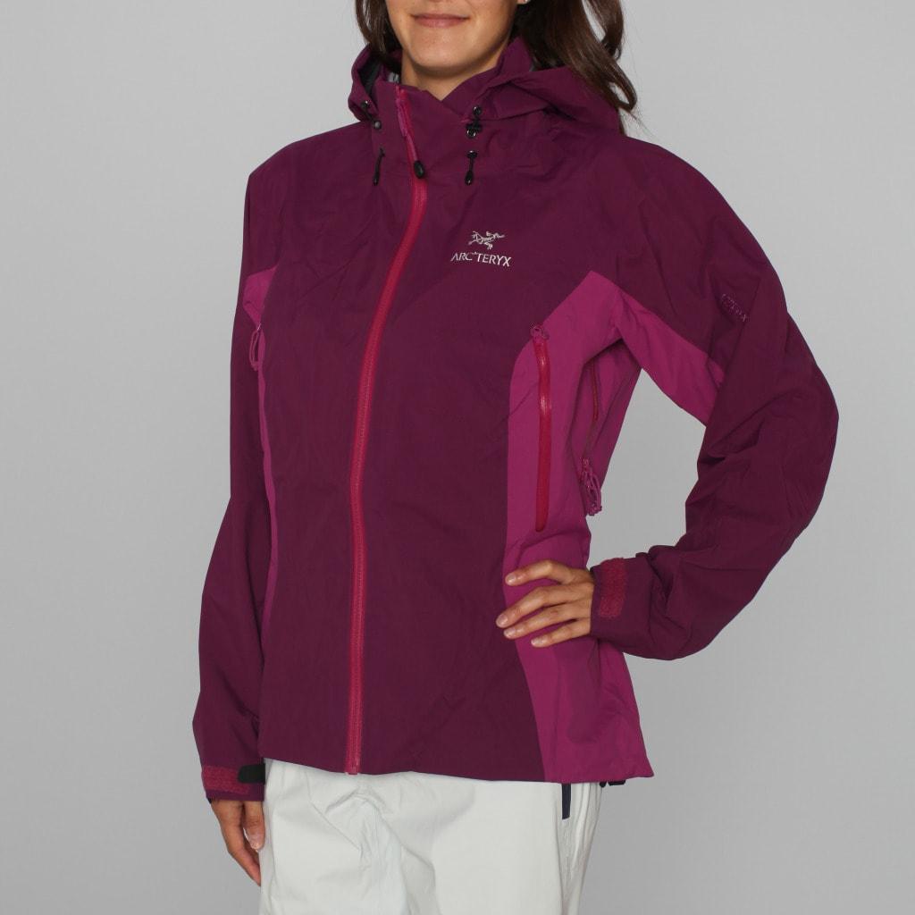 6c31760baa Arcteryx Womens Beta Ar Magenta Ski Jacket on PopScreen
