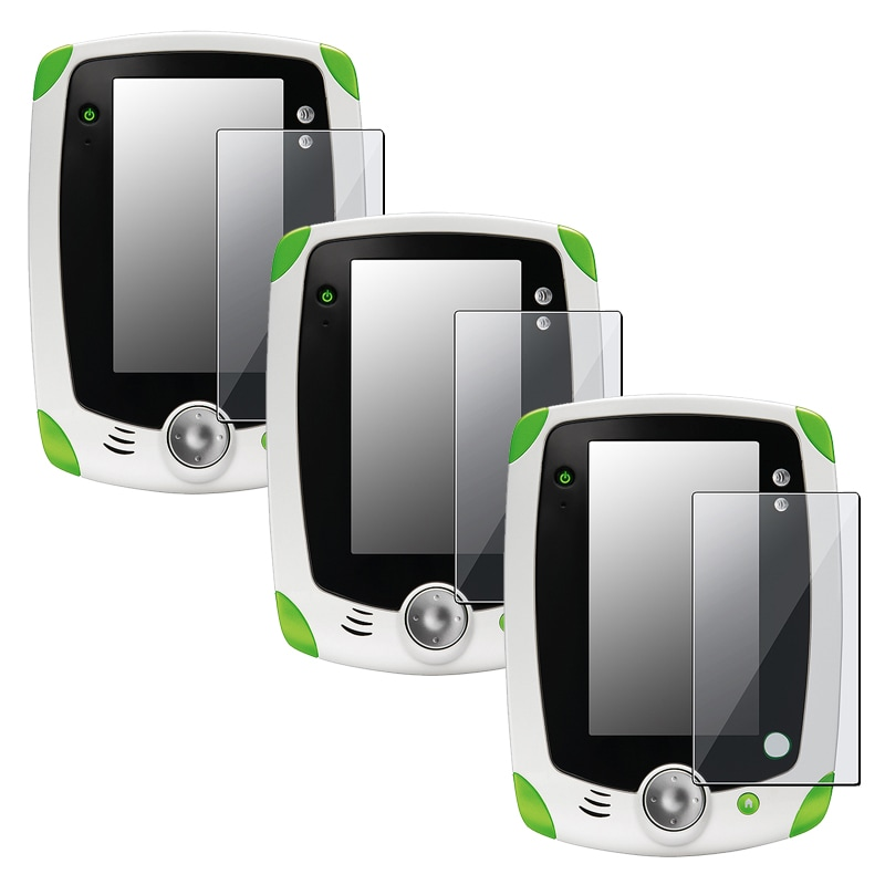 Screen Protectors compatible with LeapFrog LeapPad (Pack of 3)