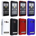 BasAcc Black/ White/ Blue/ Red Rubber Case for HTC EVO 4G