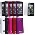 BasAcc Black/ White/ Pink/ Red Case/ Screen Protector for HTC EVO 4G