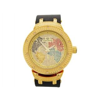 Joe Rodeo Super Techno Men's Diamond Watch