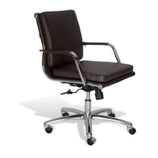 Jesper Office Commercial Grade Brown Modern Office Chair