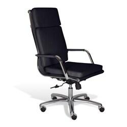 Jesper Office Black Commercial Grade Modern Office Chair