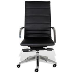 Jesper Office Black High Back Commercial Grade Modern Office Chair