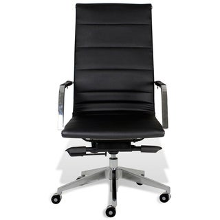 Jesper Office Black High Back Commercial Grade Modern Office Chair