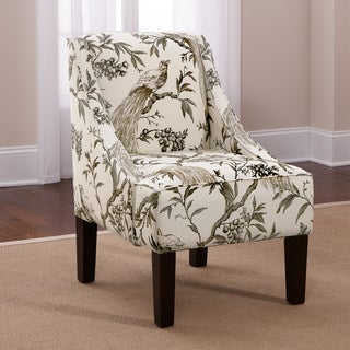 Skyline Roberata Winters Swoop Arm Chair