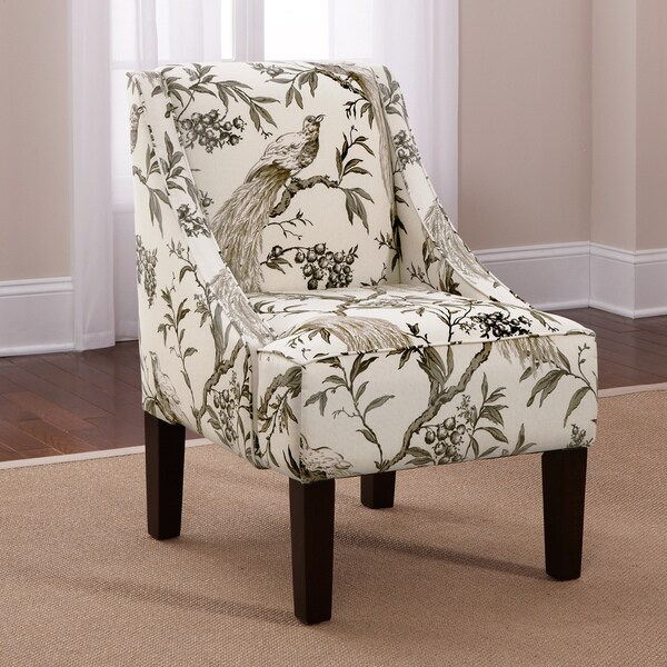 Skyline Roberata Winters Swoop Arm Chair