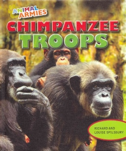 Chimpanzee Troops (Hardcover)