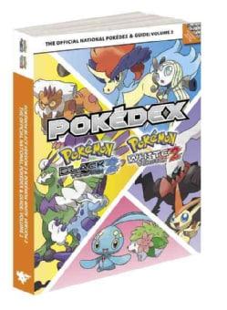 Pokemon Black Version 2 & Pokemon White Version 2: the Official National Pokedex & Guide