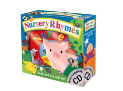 Nursery Rhymes: Book and Plush Gift Set