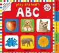 Play and Learn ABC: First 100 Words (Board book)