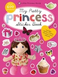 My Pretty Princess Sticker Book (Paperback)