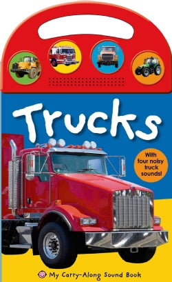 My Carry-Along Sound Book Trucks (Board book)