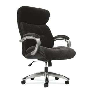 baysx by HON Executive High-Back Chair with Loop Arms