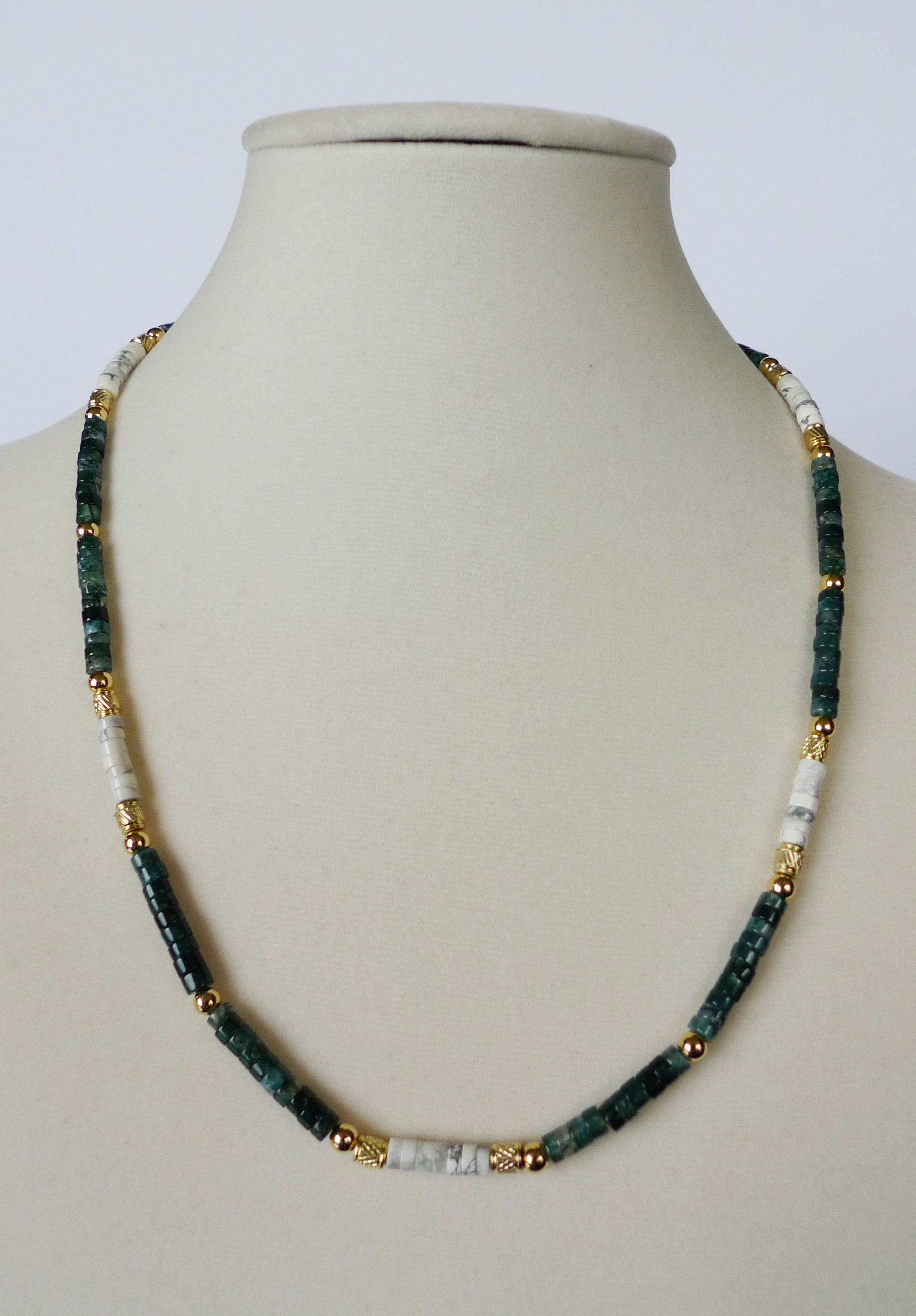 "'Algonquin' Men's 19"" Necklace"