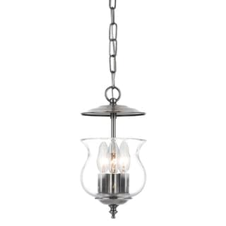Ascott 3-light Pewter Pendant