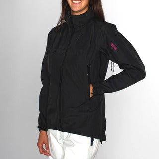Arc'teryx Women's 'Theta SL Hybrid' Black Ski Jacket (S)