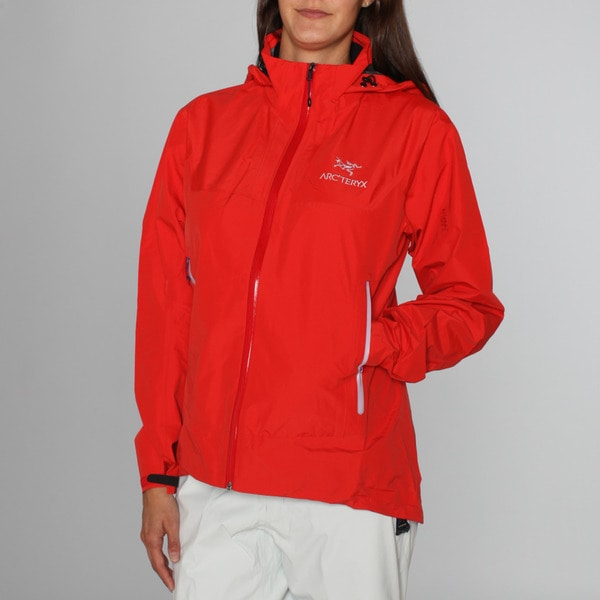 Arc'teryx Women's 'Beta SL' Paintbrush Ski Jacket (L)