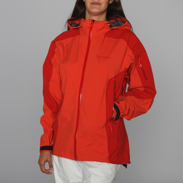 Arc'teryx Women's 'Stingray' Lantern Soft Shell Ski Jacket (L)