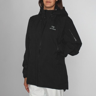 Arc'teryx Women's 'Theta AR' Black Ski Jacket