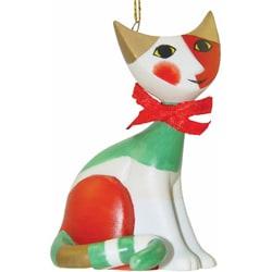 Hummel 'Cecilia' Porcelain Ornament