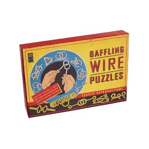 The Lagoon Group 'Baffling Wire' Puzzles
