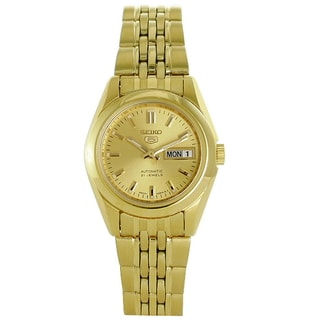 Seiko Women's 5 Watch