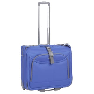 Delsey Helium Fusion Lite 2.0 Rolling Trolley Garment Bag Upright