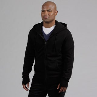 Minus33 Men's 'Kodiak' Fleeced Merino Wool Expedition Weight Full-zip Hoodie