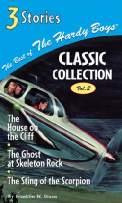 Best of the Hardy Boys Classic Collection: Three Stories (Hardcover)