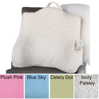 Mom's Essentials Back Buddy Removable Minky Cover