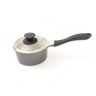 Art & Cuisine Stone Saucepan with Lid