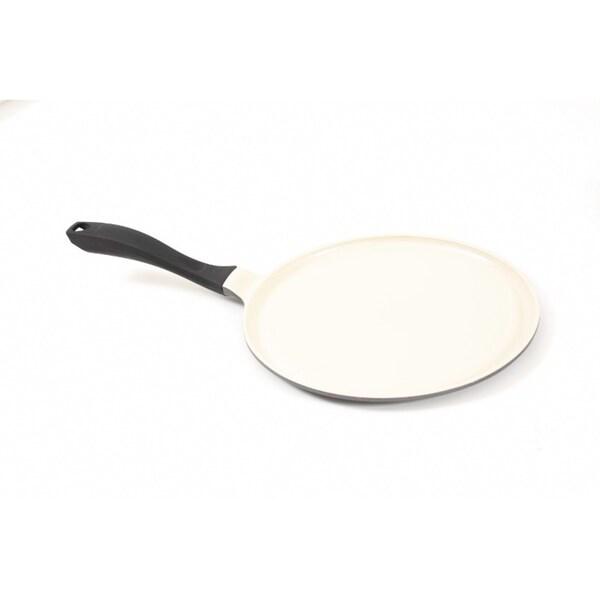 Art & Cuisine 11-inch Ceramic Aluminum Crepe Frypan
