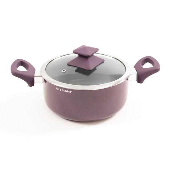 Art & Cuisine 3.1 Quart Austral Pot with Lid