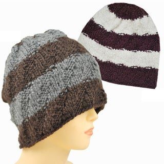 Duo Color Beanie (Nepal)