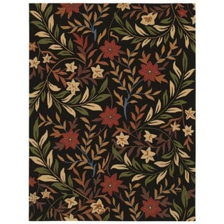 Loft Chandy Ebony Rug (5' x 7'6)